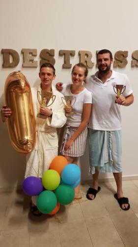 Finaliści Pucharu destresso